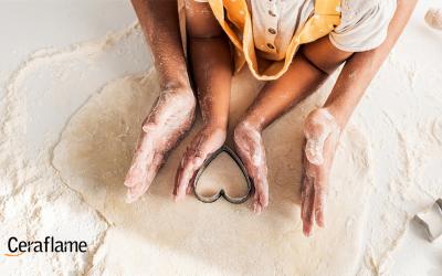 Família na cozinha: como incluir os pequenos nos preparos