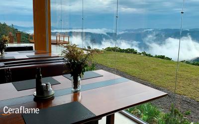 Comer com os olhos: 5 restaurantes com vistas incríveis