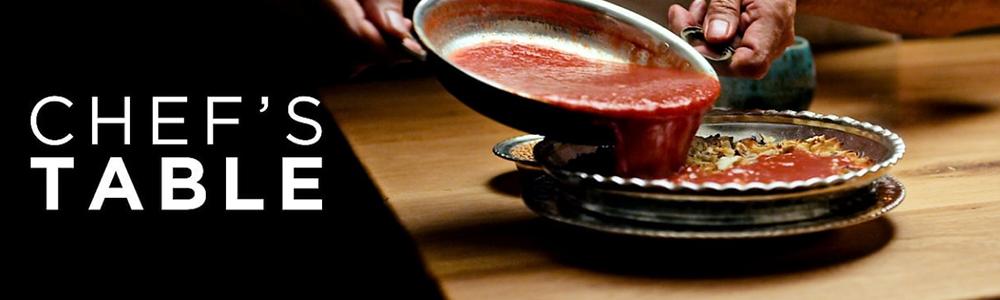 Gastronomia | Chef's Table | Ceraflame